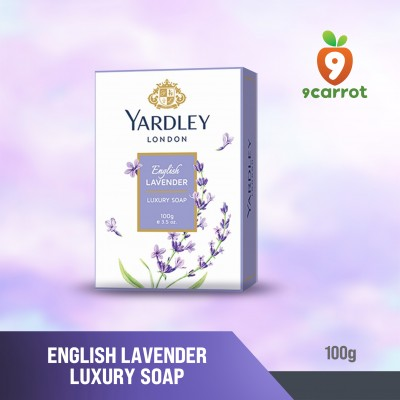 Yardely Lavender Soap 100g