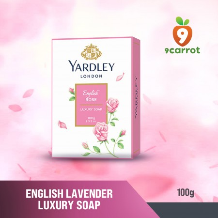 Yardely Rose Soap 100g