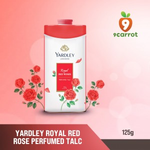Yardely Powder Red Rose 125g