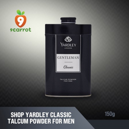Yardely Powder Gentlemen 150g