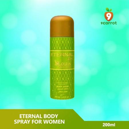 Eternal for Women 200ml