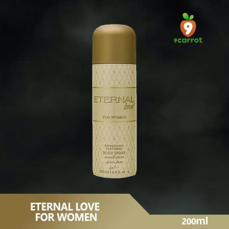 Eternal Love for Women 200ml