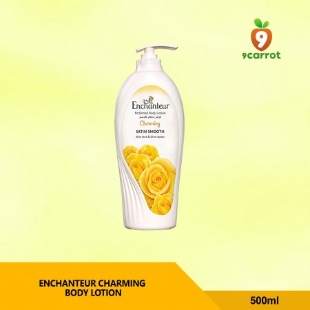 Enchanteur Charming Body Lotion 500ml