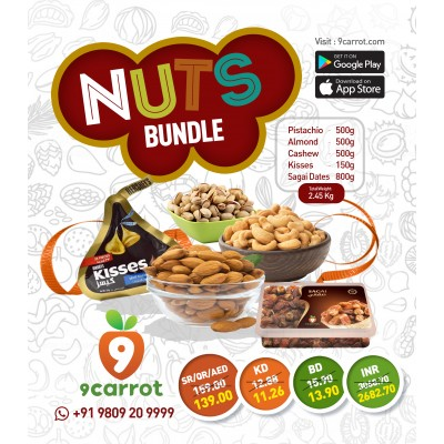 9C Nuts Bundle