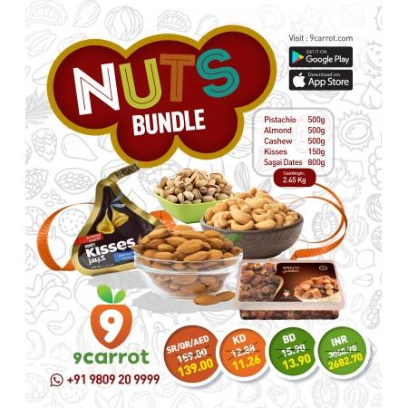 9C Nuts Bundle