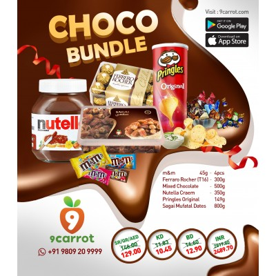 9C Choc Bundle