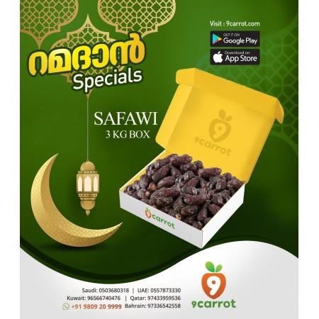 3kg Safawi Dates