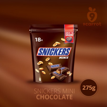 Snickers 275g