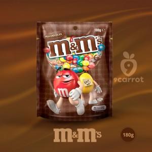 m&m Milk Chocolate 180g