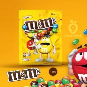 m&m Peanut 180g