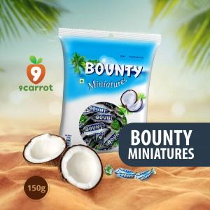 Bounty Miniuture 150g