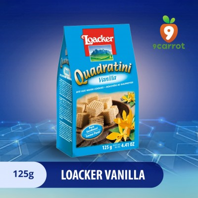 Loacker Vanilla 125g