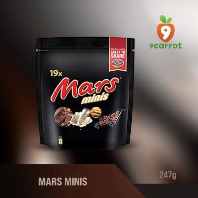 Mars Minis 247g