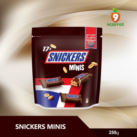 Snickers Minis 255g