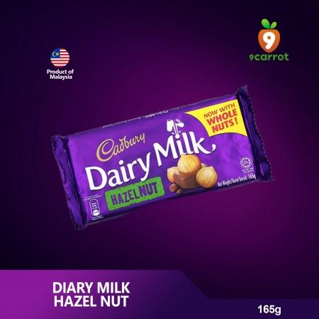 Diary Milk Hazelnut 165g