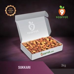3kg Sukkari Dates