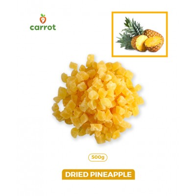 Dried Pineapple - 500g