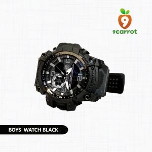 Boys Watch Black