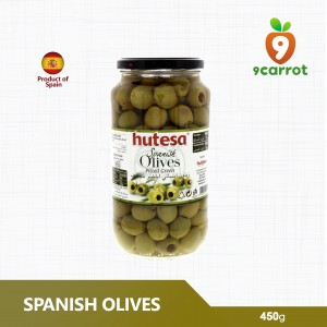 Spanish Olives 450g
