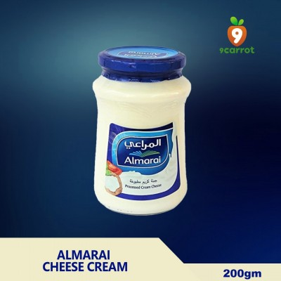 Almarai Cheese Cream 100g