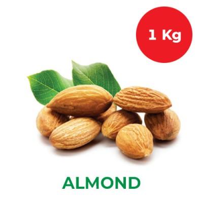 Almond USA- 1 Kg