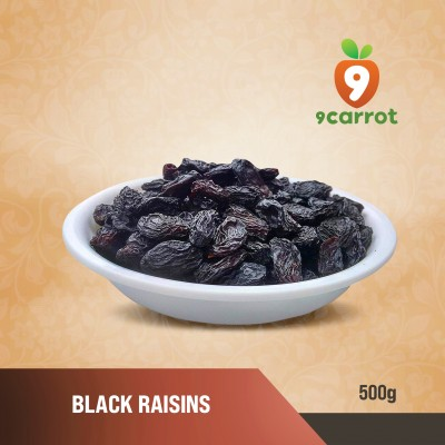 Black Raisins 500g