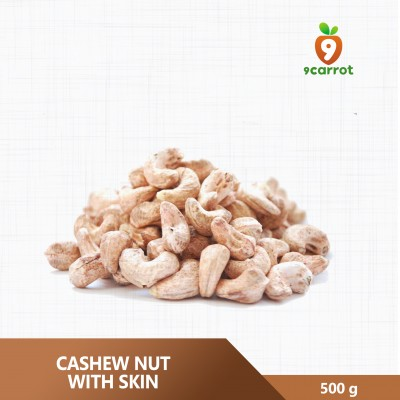 Cashew Nut With Skin 500g