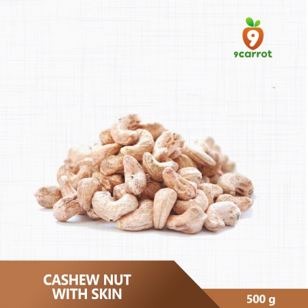 Cashew Nut With Skin 500g