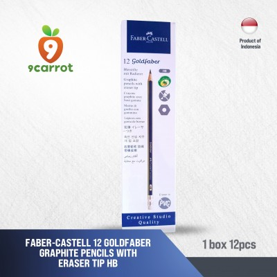 Faber Castle Pencil (12pcs)