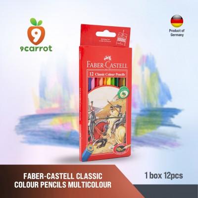 Faber Castle Colour Pencil