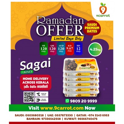 9C Sagai 5Box Bundle
