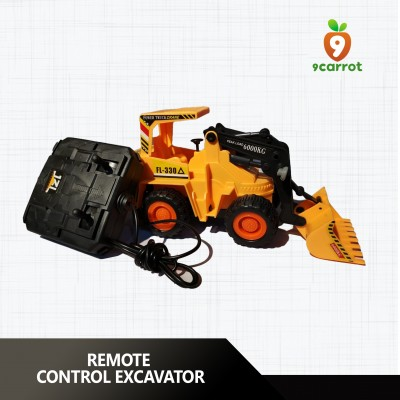 Remote Control Excavator